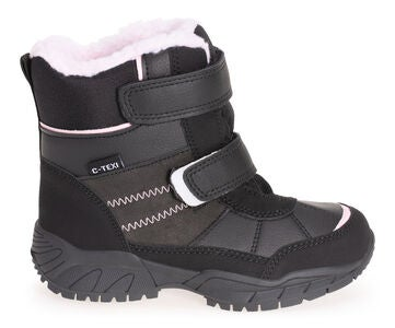 Little Champs Stiefel, Black/Pink