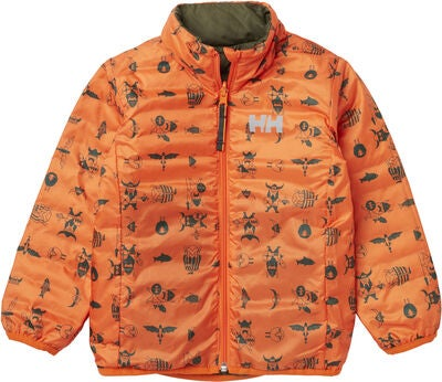 Helly Hansen Barrier Steppjacke, Forest Night