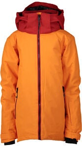 Wearcolour Slice Jacke, Mandarin