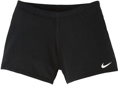 Nike Swim Solid Square Leg Badehose, Black