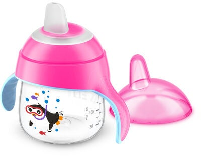 Philips Avent Schnabeltasse Pinguin 200ml, Rosa