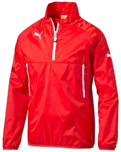 Puma Team Windbreaker Windjacke, Rot