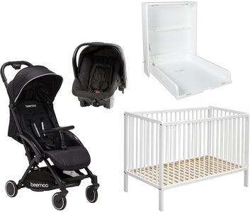 Starterpaket Beemoo Easy Fly Lux, Black