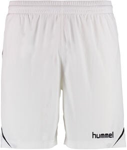Hummel Auth. Charge Poly Shorts, Weiß