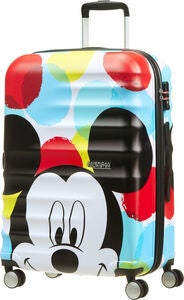 American Tourister Disney Micky Maus Trolley 64L