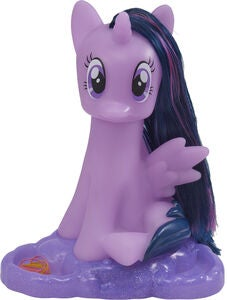 My Little Pony Frisierkopf Pony Twilight Sparkle Mit Licht