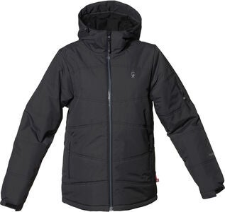 Isbjörn Freeride Winterjacke, Steel Grey