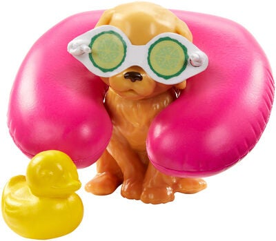 Barbie Wellness Puppe Spa