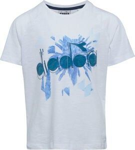 Diadora T-Shirt, Optical White