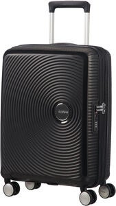 American Tourister Soundbox Spinner Reisetasche 35.5 l, Bass Black