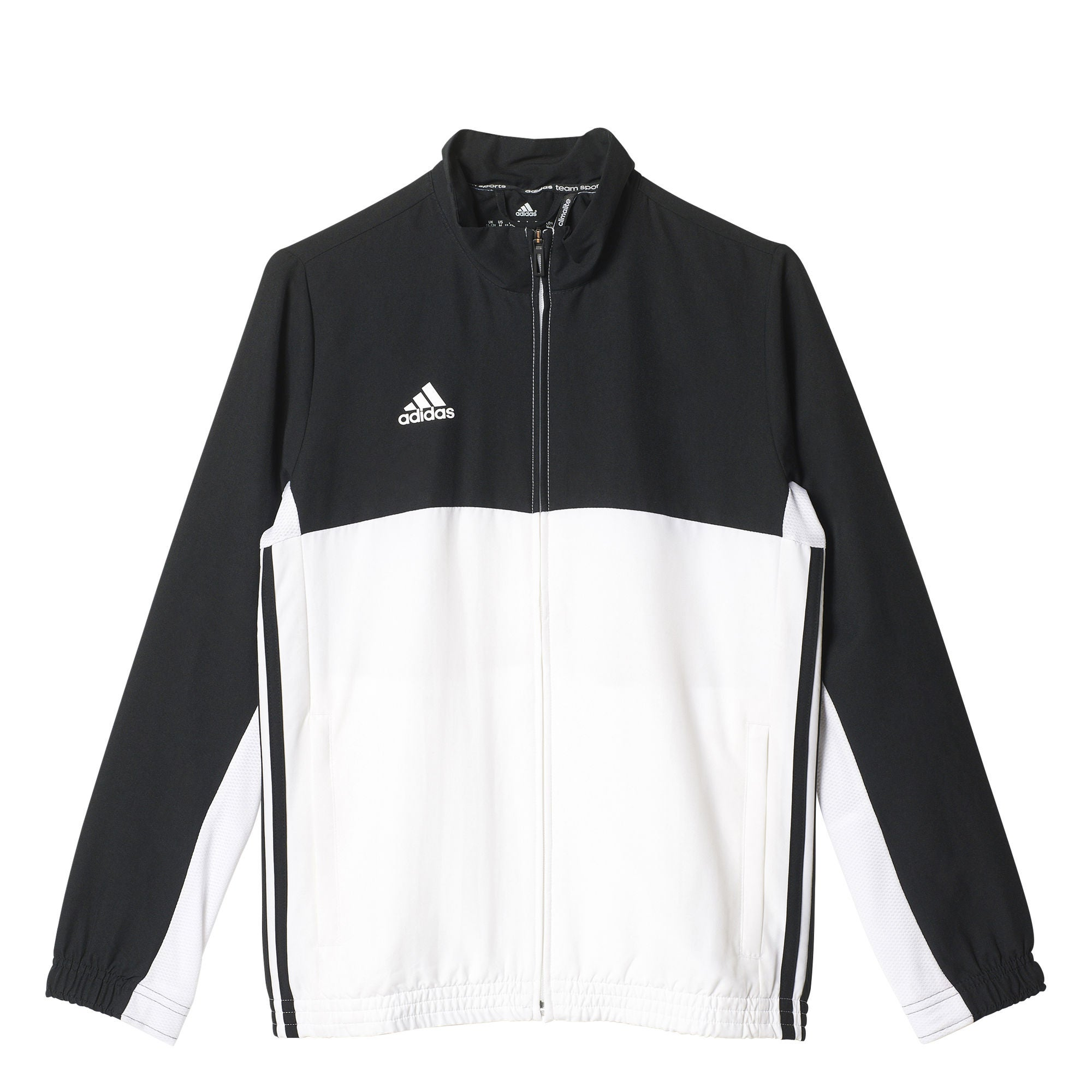 Kaufen Adidas T16 Team Jacket Y Trainingsjacke, Black