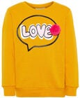 Name it Kudana Pullover, Golden Orange