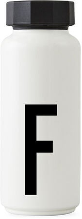 Design Letters Thermosflasche F