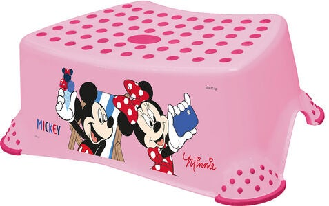 Disney Minnie Maus Hocker, Rosa