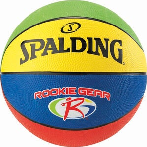 Spalding JR NBA Rookie Gear Out Basketball