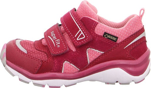 Superfit Sport5 Sneaker GORE-TEX, Red/Pink