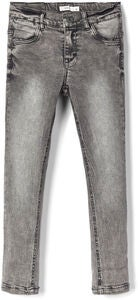 Name it Theo Jeans, Medium Grey Denim
