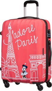 American Tourister Alfatwist Minnie Maus Trolley 63 L, Paris