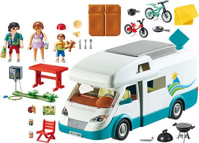 Playmobil 70088 Familien-Wohnmobil