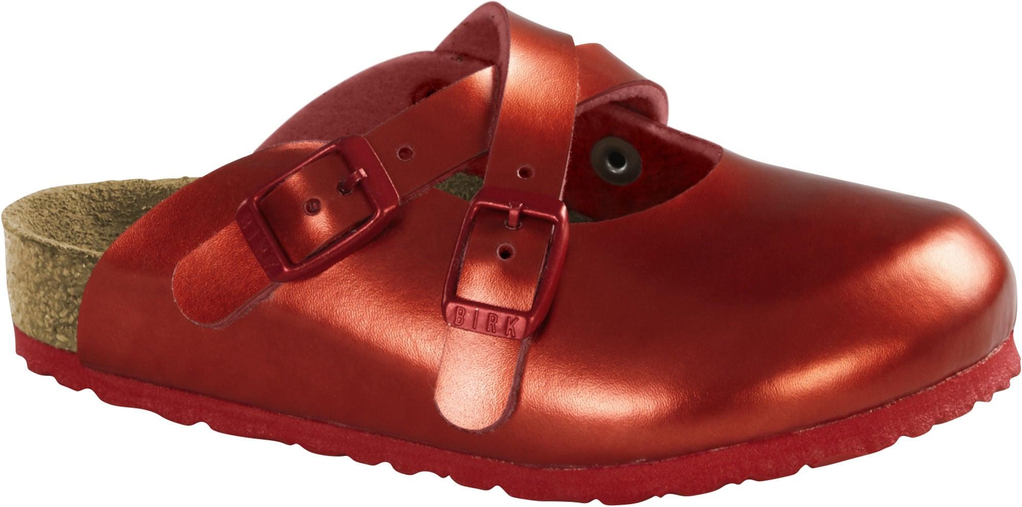 Kaufen Birkenstock Dorian Kids Sandalen, Metallic Red