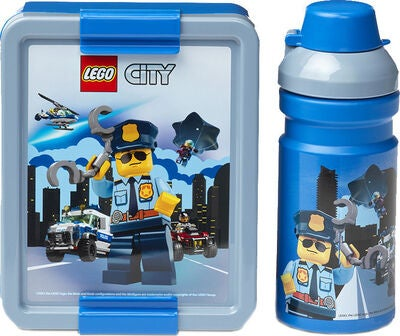 LEGO City Lunchset