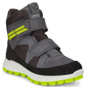 ECCO Exostrike Sneakers, Black/Dark Shadow