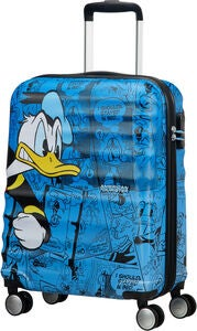 American Tourister Reisekoffer Donald Duck, Rot