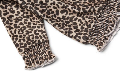 Luca & Lola Pasqualina Pullover Baby, Leopard