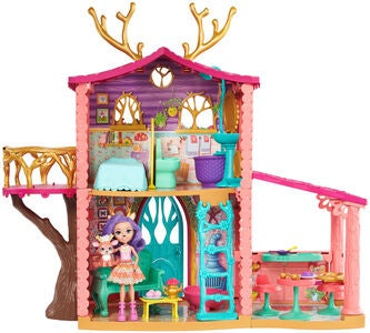 Enchantimals Cozy Deer House Danessa Deer Spielset
