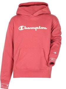 Champion Kids Hoodie, Mineral Red