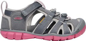 KEEN Seacamp II CNX Sandalen, Steel Grey/Rapture Rose