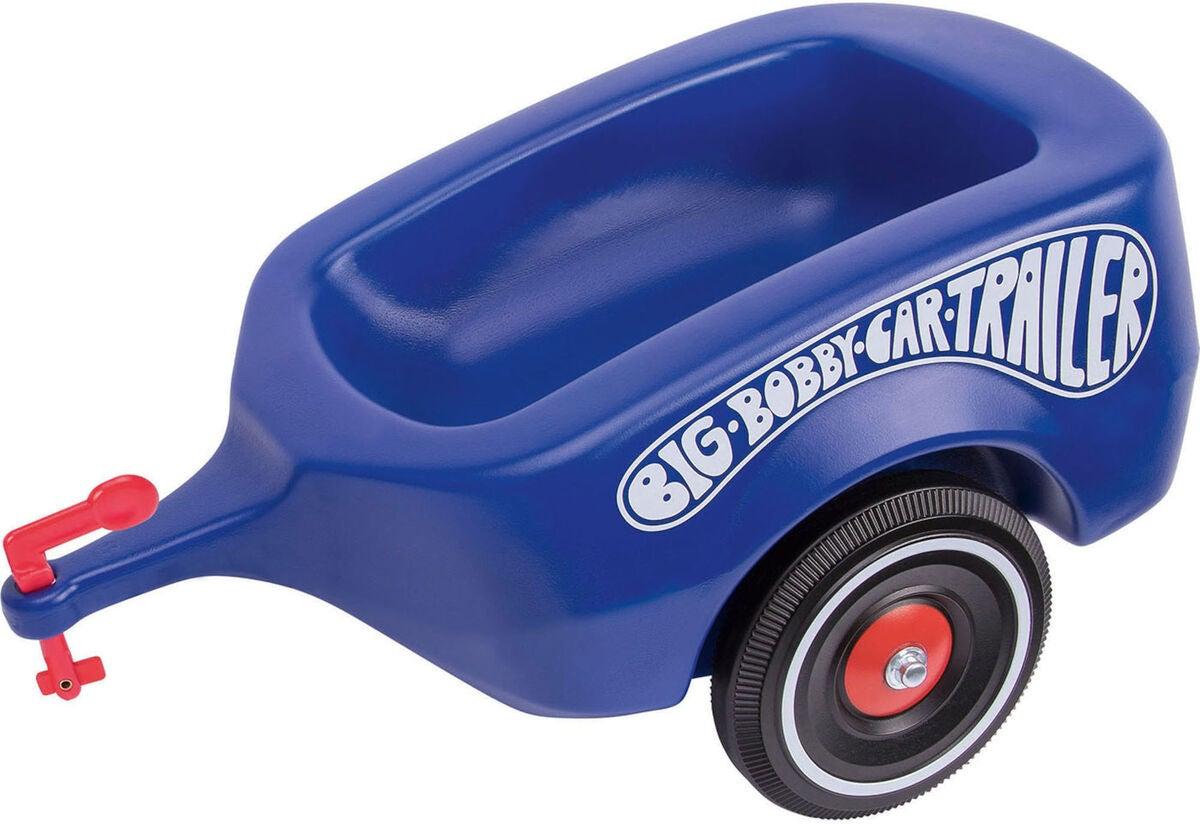 kaufen big bobby car anh nger royalblau jollyroom. Black Bedroom Furniture Sets. Home Design Ideas