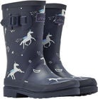 Tom Joule Gummistiefel, Navy Unicorns