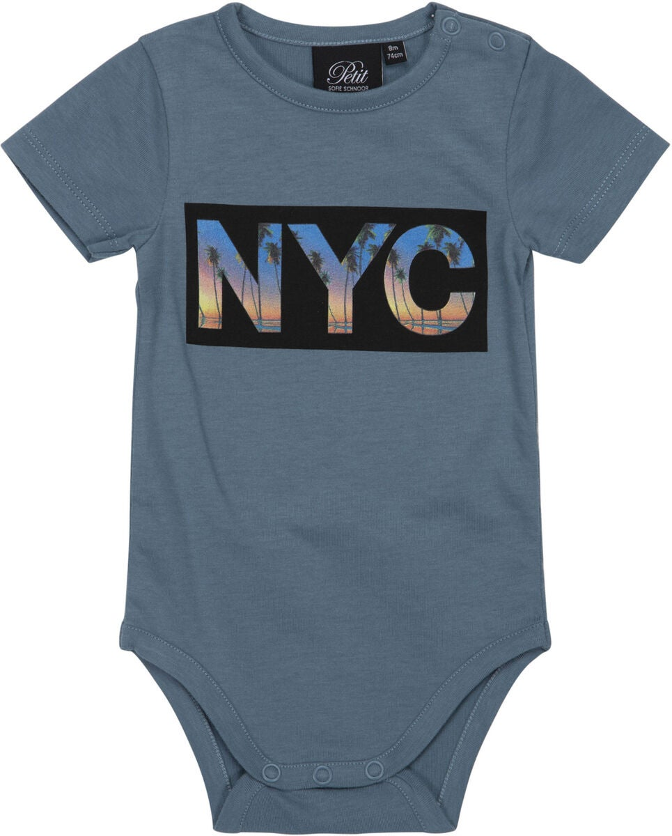 Petit by Sofie Schnoor Body NYC, Middle Blue
