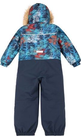 Reimatec Kipina Overall, Dark Sea Blue