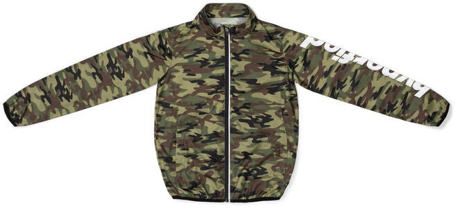 Hyperfied Lightning Jacke, Camo Green