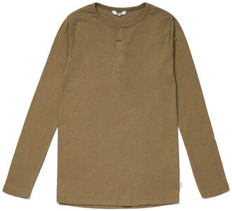 Luca & Lola Jacopo Langärmliges T-Shirt, Brown