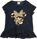Disney Minnie Maus T-Shirt, Blau