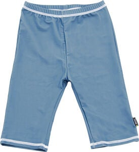 Swimpy Octopus UV-Shorts UPF 50+, Hellblau