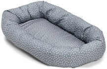 Alice & Fox Babynest Dots, Grey