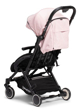 Beemoo Easy Fly Lux Buggy, Pink Melange