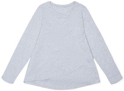 Milki Stillpyjamas, Grey Melange