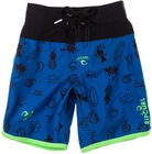 Rip Curl Pacific Rules S/E Boardshorts 12 Zoll, Turkish Sea