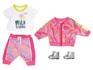 Baby Born Deluxe Trendy Pink Set 43 cm