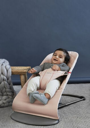 BabyBjörn Bliss Babywippe Cotton, Altrosa