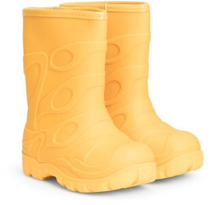 Little Champs Tough Gefütterte Gummistiefel, Yellow