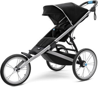 Thule Glide 2 Jogger-Buggy, Jet Black