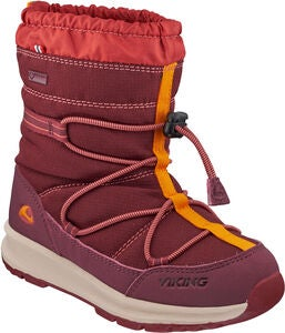 Viking Asak GTX Stiefel, Wine/Dark Red