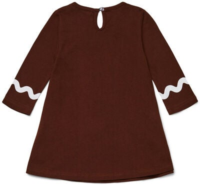Luca & Lola Kleid Gingerbaby, Brown