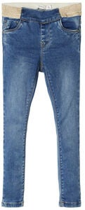 Name it Polly Leggings, Medium Blue Denim